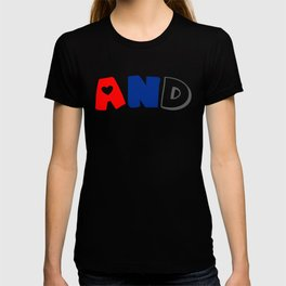 And (Polyamory) T-shirt