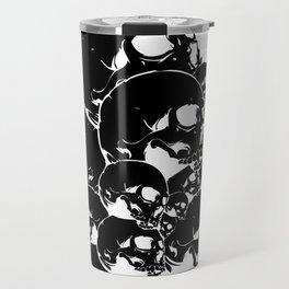 Skulls 2 Travel Mug