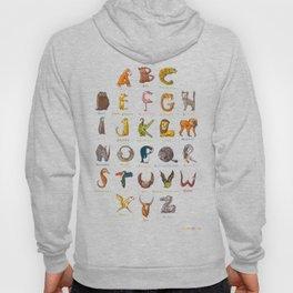Wildlife-ABC Hoody