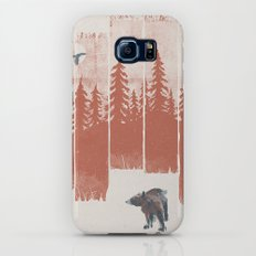 A Bear in the Wild... Galaxy S8 Slim Case