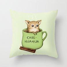 Chaihuahua Throw Pillow