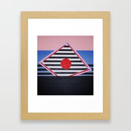 HALICARNITAS Framed Art Print