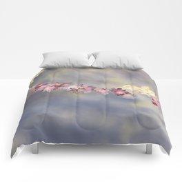 Cherry Blossom Inversion Comforters