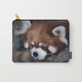The Red Panda Carry-All Pouch