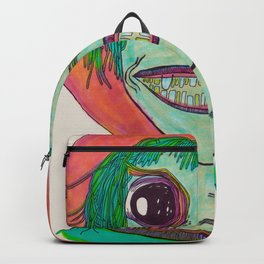 Pellegrino Prison #2 (in color) Backpack