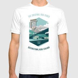 The Original Rad Diner T-shirt