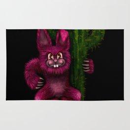 Desert Bunny Rug