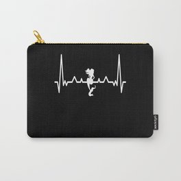 Mermaid Heartbeat Mermaids Carry-All Pouch