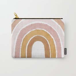 painted rainbow Carry-All Pouch