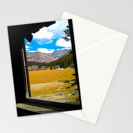 A Look Outside Stationery Cards