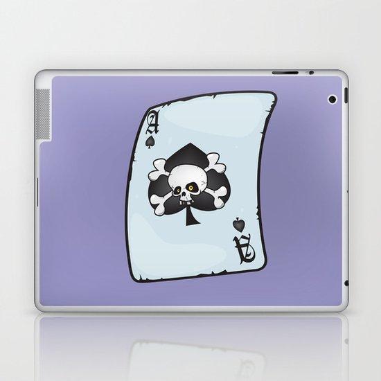 Ace of spades Laptop & iPad Skin