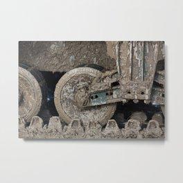 Muck Metal Print