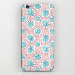Atomic Lemonade_Rose Quartz iPhone Skin