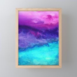 The Sound Framed Mini Art Print