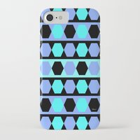 polygon iPhone & iPod Cases featuring Polygon by Heaven7