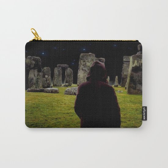 Druid Princess of Stonehenge Carry-All Pouch
