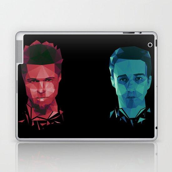 Fight club - Jack Laptop & iPad Skin