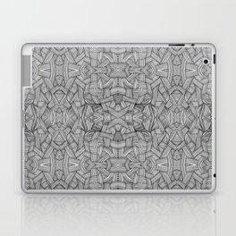 M zigzag Laptop & iPad Skin