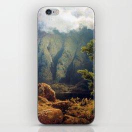 Charlotta Piepenhagenová Lake in the Mountains iPhone Skin