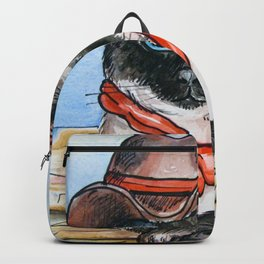 Yang Cowgirl Kitty Backpack