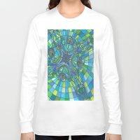 faith Long Sleeve T-shirts featuring Faith by inara77