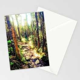 Zealand Forest Stationery Cards