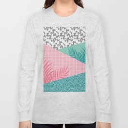 Beverly Hills #society6 #decor #buyart Long Sleeve T-shirt