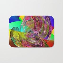 Snail's bag fraught colors ... Bath Mat