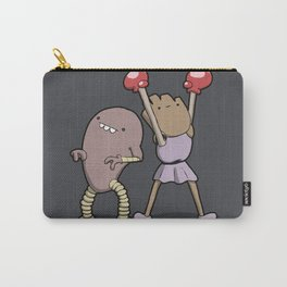 Pokémon - Number 106 & 107 Carry-All Pouch