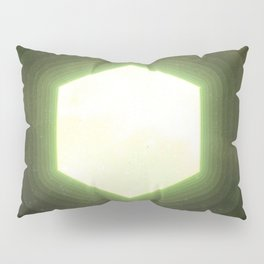 Earth II Hexahedron Pillow Sham