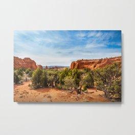 Kodachrome Basin State Park, Utah, USA Metal Print