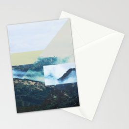 Misty in the Evening (II) Stationery Cards