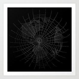 The World Wide Web Art Print