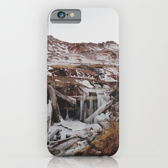 Frozen Falls iPhone & iPod Case