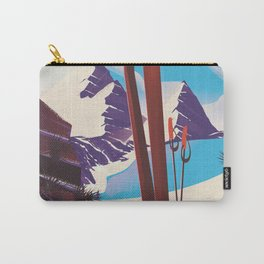 Banff National Park in Alberta Canada Carry-All Pouch