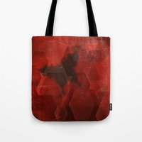 sandman Tote Bags featuring Welcome the Sandman by Scott Mitchell Photography