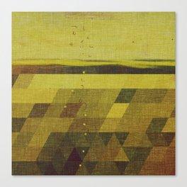 Solidago Meadow Canvas Print