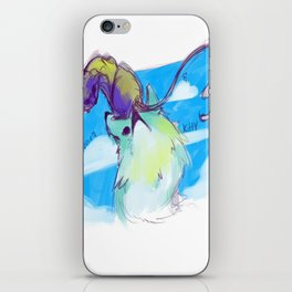 Wulf and Kitty iPhone Skin
