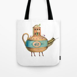 It's Time For Tea Tote Bag