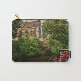 Church By The Oxford Canal Carry-All Pouch