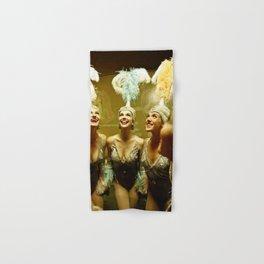 1950's Showgirls Hand & Bath Towel