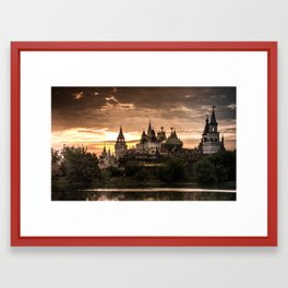 Dreamcastle Framed Art Print