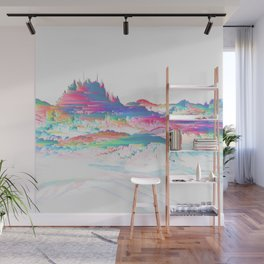 MNŁŃMT Wall Mural