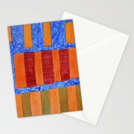 Air Mattresses Stationery Cards