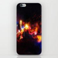 werewolf iPhone & iPod Skins featuring Werewolf by JReisPhotoDesign