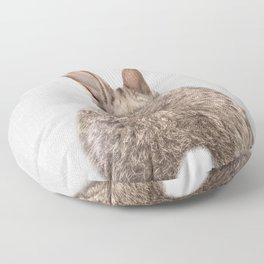 Rabbit Tail - Colorful Floor Pillow