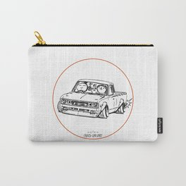 Crazy Car Art 0065 Carry-All Pouch