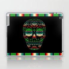 Deco Sugar Skull 4 Laptop & iPad Skin