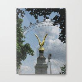 London Views Metal Print
