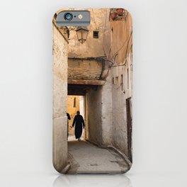Medina of Fes, Morocco II iPhone Case